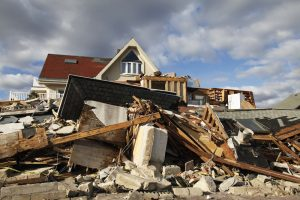 The newsjacking of Hurricane Sandy was criticized as an attempt to exploit a tragedy.
