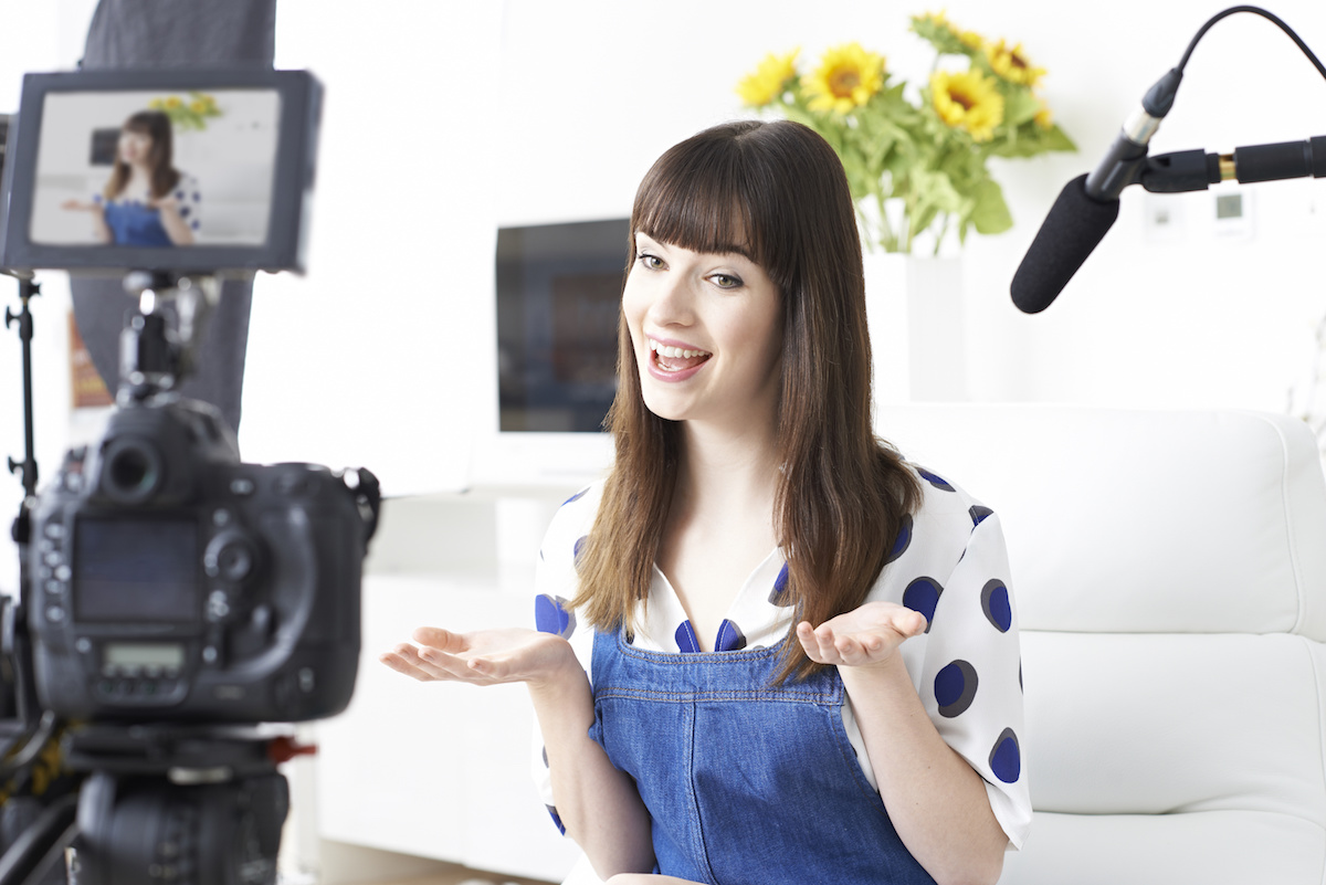 Use video marketing to spice up your content.